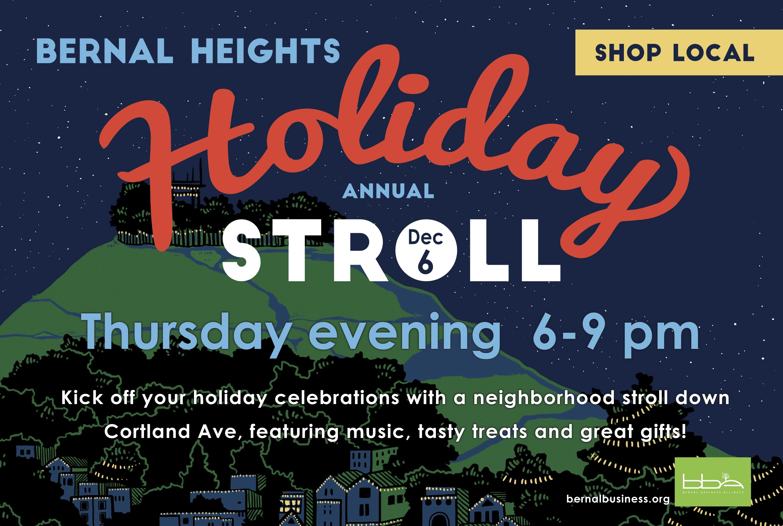 BBA 2016 Holiday Stroll